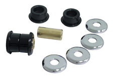 Chrome Handlebar Riser Bushing Kit Urethane Bushes Harley Davidson Custom B41338