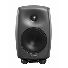 Genelec 8030C Bi-Amplified Active Studio Monitor - Dark Grey (Single)