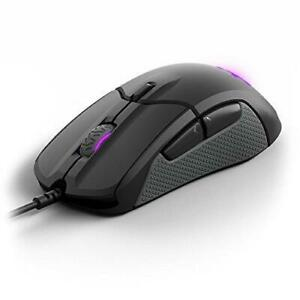 SteelSeries 62433 Rival 310 Gaming Mouse 12,000 CPI TrueMove3 Optical Sensor