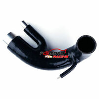 Silicone Inlet Turbo Intake Hose pipe FOR MAZDA Mazdaspeed3 Mazdaspeed6 Black