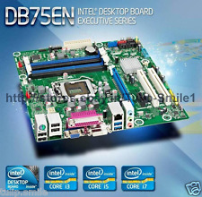 Intel Desktop OEM Mother Board DB75EN LGA 1155 Socket LGA1155 MicroATX ATX