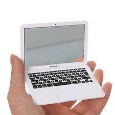 Mini Macbook Air Style Portable Mirror Apple Notebook Creative Make up