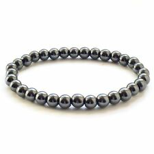 Hematite Stretch Costume Bracelets