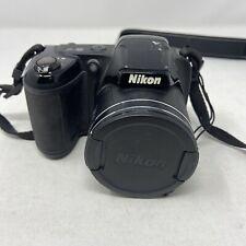 Nikon Coolpix L320 16.1MP 720p 26x Optical Zoom Digital Camera