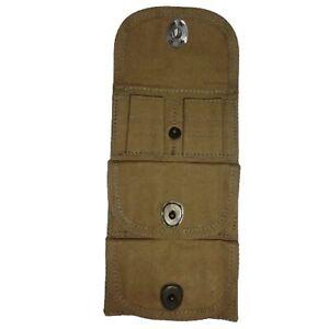 U.S. WWI 1917 Half Moon Clip .45 Cal 3 Pocket Pouch - Reproduction R851