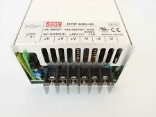 PowerNex Mean Well HRPG-600-7.5 7.5V 80A 600W Single Output with PFC Function Power Supply