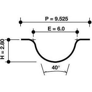 Dayco Timing Belt Pulley 94890 fits VW LT 28-46 2DA, 2DD, 2DH 2.5 TDI