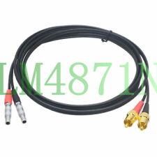 Audio Mark Levinson Madrigal AV RCA plug Camac Twin Crystal Cable Detector 6FT