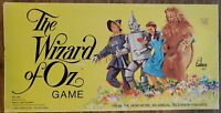 The Wizard Of Oz Board Game 1974 Cadaco, Inc - Complete