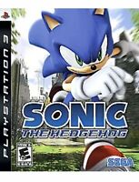 Sonic the Hedgehog PlayStation 3 Ps3 Kids Game 1