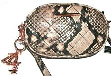 ALDO Snake Embossed Purse Belt Crossbody NWT