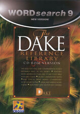 WORDsearch Dake Reference Library Bible Software