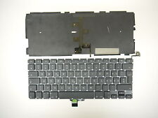 """Swiss Keyboard Backlit for MacBook Pro 13"""" A1278 2009 2010 2011 2012 Tested"""