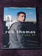 Rob Thomas DVD Matchbox Twenty 20 Video EP New Sealed in Package RARE
