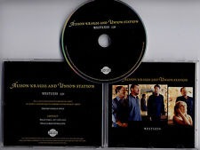 ALISON KRAUSS & UNION STATION Restless US 1trk promo CD