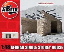Airfix A75010 kit de plástico de un solo piso casa afgano 1/48th escala seguimiento 48 Post