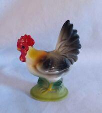 Porcelain Hen figurine with Japan stamp