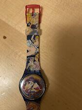 vintage swatch watch 80s