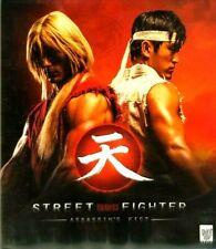 Street Fighter: Assassins Fist (Blu-ray+DVD 2013, 3-Disc Set)