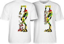 Powell Peralta Ray Barbee Rag Doll Skateboard T Shirt White Xxl