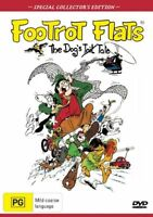 Footrot Flats - The Dog's Tale SPECIAL COLLECTOR'S EDITION (DVD, 2005)