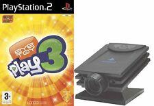Eye Toy Play 3 & Eye Toy Camera