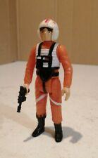 Vintage kenner Star Wars Luke Skywalker Xwing Pilot with original weapon.