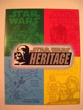 STAR WARS EP III 2004 TOPPS HERITAGE Trading Cards  PRESS KIT/RELEASE