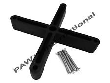 """1"""" Spacer for Metal or Polymer TV Brackets--- Distributed by PAW International"""