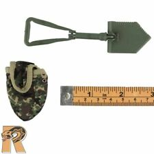 JGSDF Disaster Relief - Folding Entrenching Tool - 1/6 Scale - Dragon Figures
