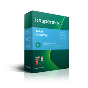 Kaspersky Total Security 2021  5 PC 1 ANNO