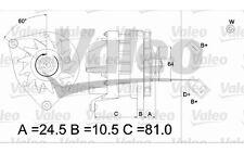 VALEO Alternador FORD FIESTA ESCORT TRANSIT SIERRA LAND ROVER 88/109 436167