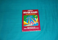 RIVER RAID 1982 ATARI 2600 ACTIVISION SEALED