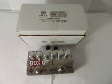 ZVex Box of Metal Distortion Effects Pedal Vexter Series Free USA Shipping