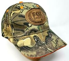 OTTO Collection Fox Sports baseball cap green camouflage hook latch adjustable
