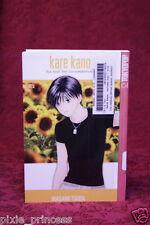 Kare Kano Volume 2 His and Her Circumstances Manga graphic novel Library Bound