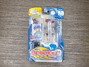 Beyblade Metal Fusion: BB-45 Rock Aries ED145B HASBRO 2010 (Authentic)