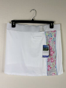 PEBBLE BEACH Womens Skort Size 1 X Reg. $ 64 White