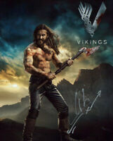 Clive Standen (Vikings) signed 8x10 photo
