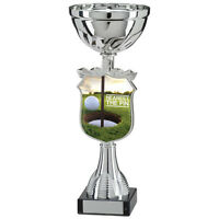 Golf - Nearest The Pin Titan Cup,Trophy,Award,275mm,FREE Engraving (TQ15117D)