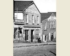1864 Slave Market Auction House PHOTO Atlanta Georgia Black Negro, Civil War