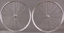 H Plus Son Archetype Silver Rims Chris King R45 Hubs Road Bike Wheelset Sapim CX