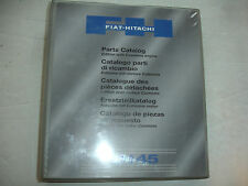 Fiat Fiat-Hitachi Bulldozer FD145 PARTS CATALOG Manual List Service Cummins OEM