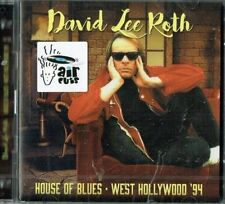 DAVID LEE ROTH - House of blues - West Hollywood '94 (Double cd / New & sealed)