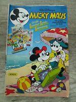 Walt Disneys MICKY MAUS, Nr. 29 vom 14.07.1988, unvollständig, Erstausgabe,
