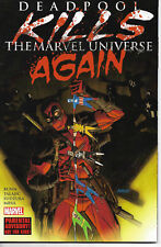 Deadpool Kills the Marvel Universe AGAIN  softcover TPB - NEW  Free Shipping USA