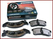 CERAMIC FRONT BRAKE PADS FOR PONTIAC TRANS SPORT 1994 - 1996