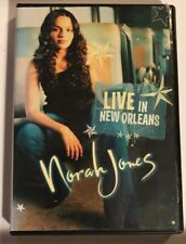 Norah Jones - Live in New Orleans Norah Jones, Nora Jones (DVD)