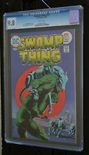 SWAMP THING # 17 : CGC 9.8 (NEAR MINT/MINT : DC COMICS : JULY 1975.