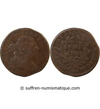 USA - 1 CENT DRAPED BUST 1798
